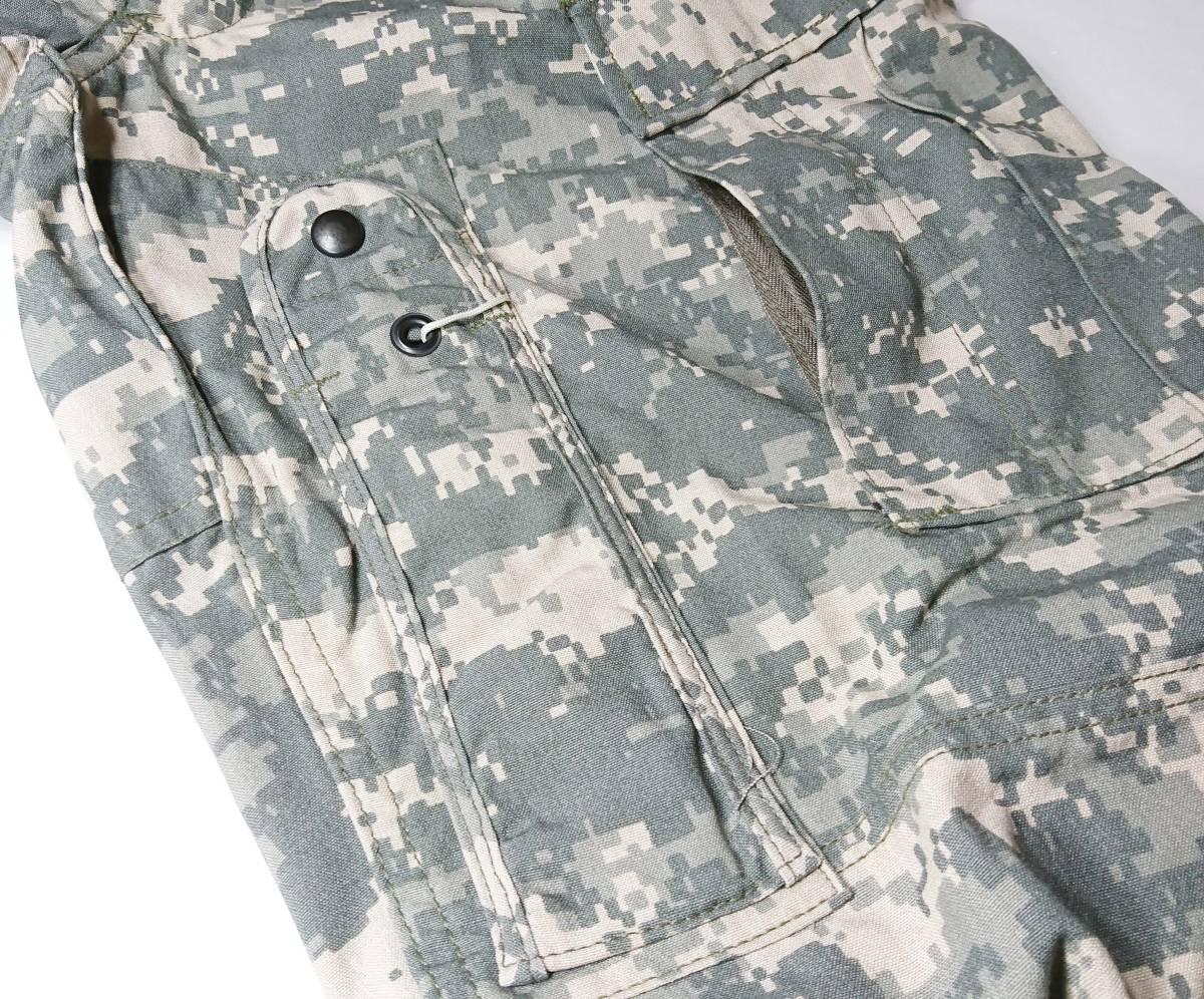 米陸軍 ACU UCP迷彩 難燃性 A2CU エアクルー コンバット トラウザース Size M/L. 回転翼機搭乗員戦闘服パンツ_画像5