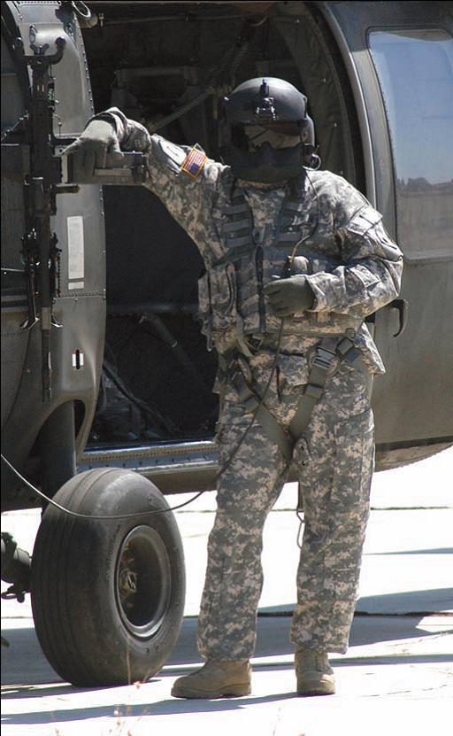 米陸軍 ACU UCP迷彩 難燃性 A2CU エアクルー コンバット トラウザース Size M/L. 回転翼機搭乗員戦闘服パンツ_画像7