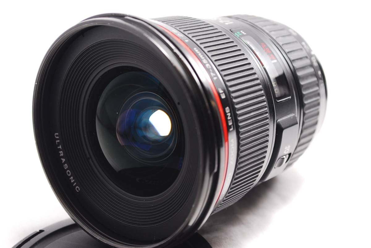 良上品★CANON キヤノン EF 17-35mm F2.8 L USM 大口径 広角ズーム フルサイズ対応★安心保証♪