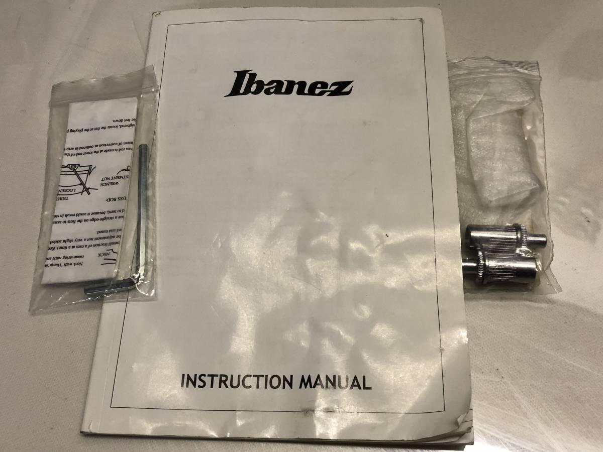 [中古 エレキギター綺麗 ケース付]Ibanez AMF73T-TF-12-01_画像5