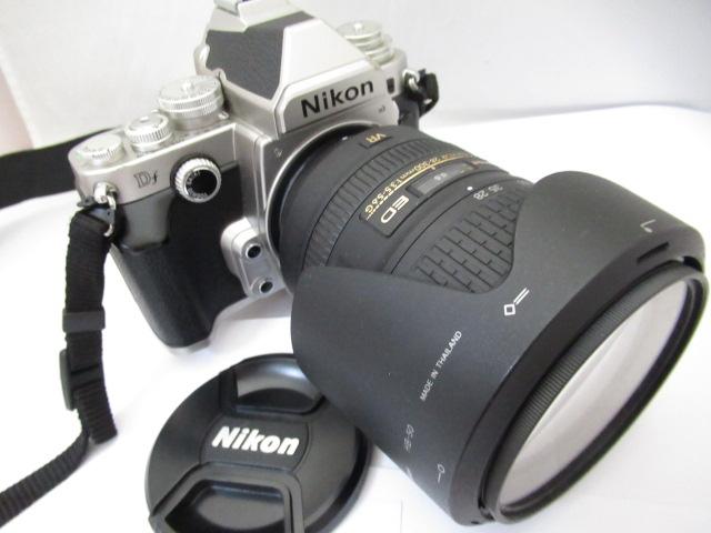 113☆ニコン/Nikon Df AF-S NIKKOR 28-300mm 1:3.5-5.6 G ジャンク扱 カメラ/レンズ/1円~