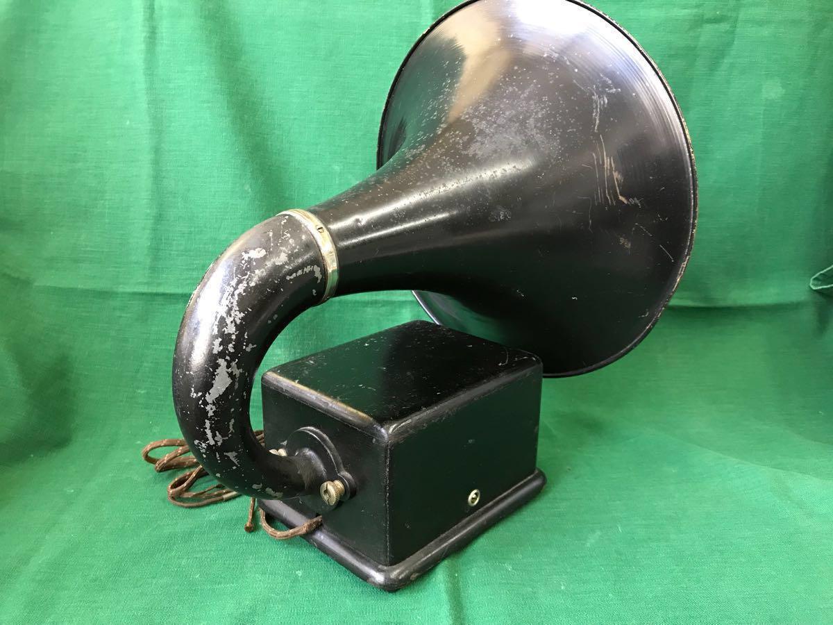 ラジオホーン Dictogrand 1920's Type R-4 良品_画像5