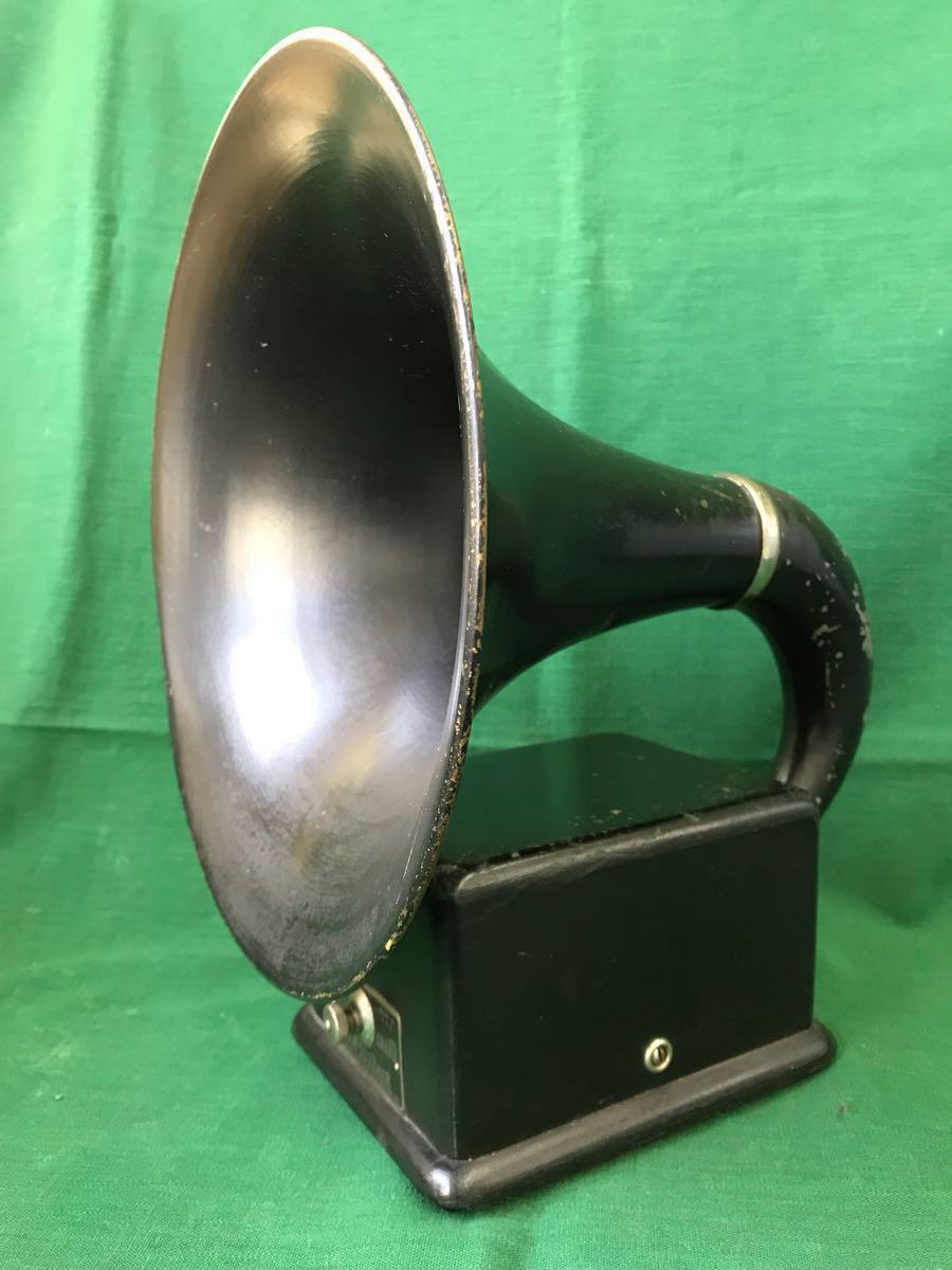 ラジオホーン Dictogrand 1920's Type R-4 良品