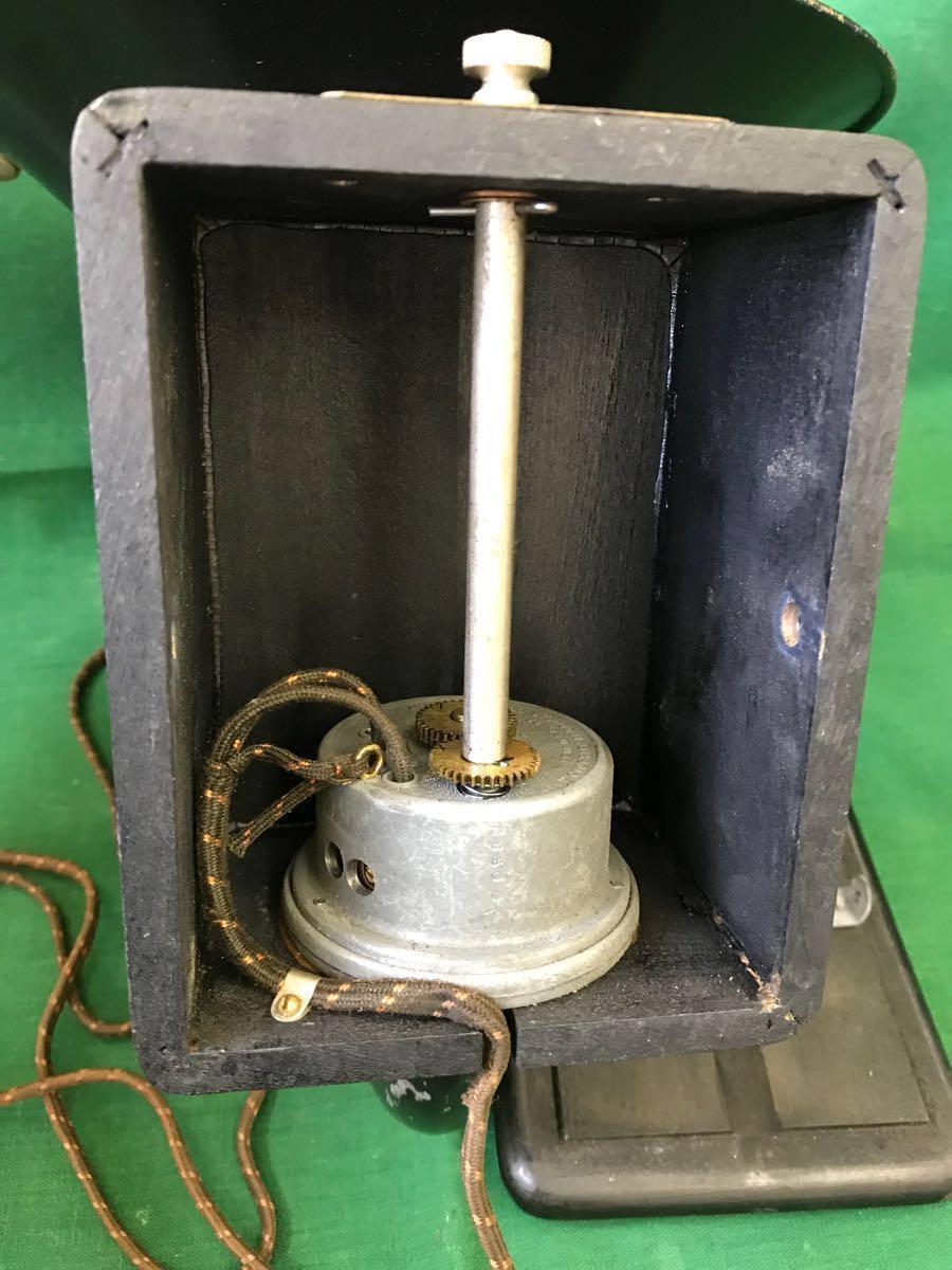 ラジオホーン Dictogrand 1920's Type R-4 良品_画像8