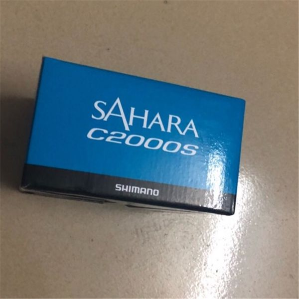 SHIMANO シマノ 14ステラ C2000S 中古美品_画像4