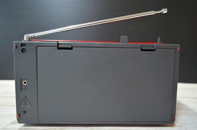 ♪♪20【激レア】蔵出し品FAIR MATE EA-6000 ポータブルテレビ ラジオ 昭和レトロ アンティーク ジャンク♪♪_画像9