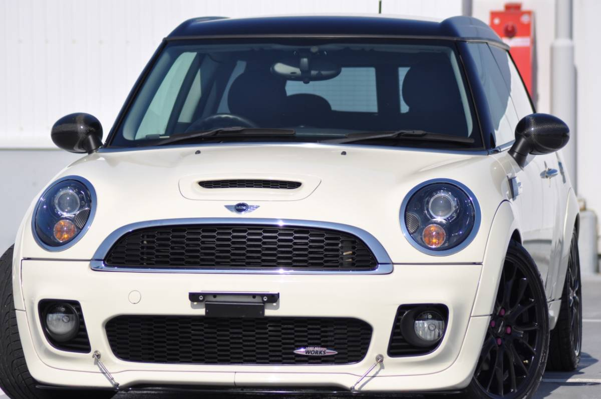 Worth Seeing Small With Defect Raremini Cooper S Turbo Clubman
