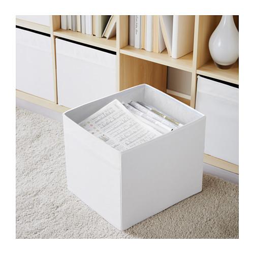 ☆ IKEA イケア ☆ DRONA ボックス, ホワイト<33x38x33 cm>2h_画像4