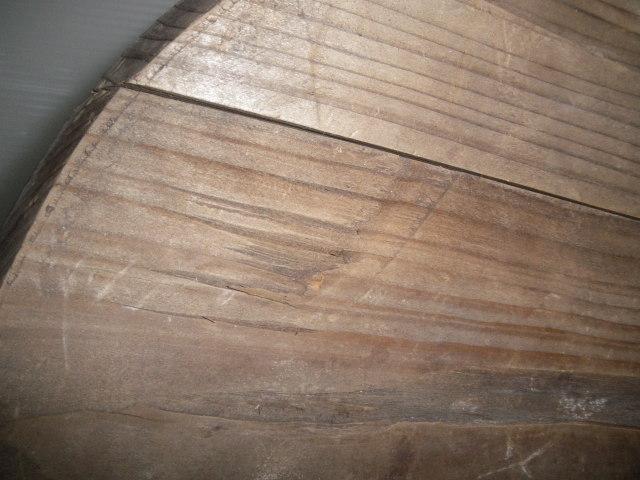@ 昭和レトロ 桶 桶の底板 花台 木工 古民具 レトロ インテリア 雑貨 和風インテリア_画像6