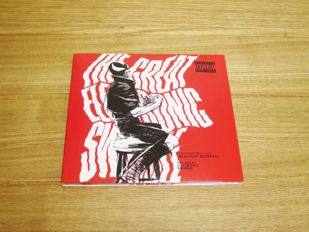 The Bloody Beetroots ブラッディー・ビートルーツ Great Electronic Swindle フジロック FUJI ROCK サマソニ サマーソニック SUMMER SONIC
