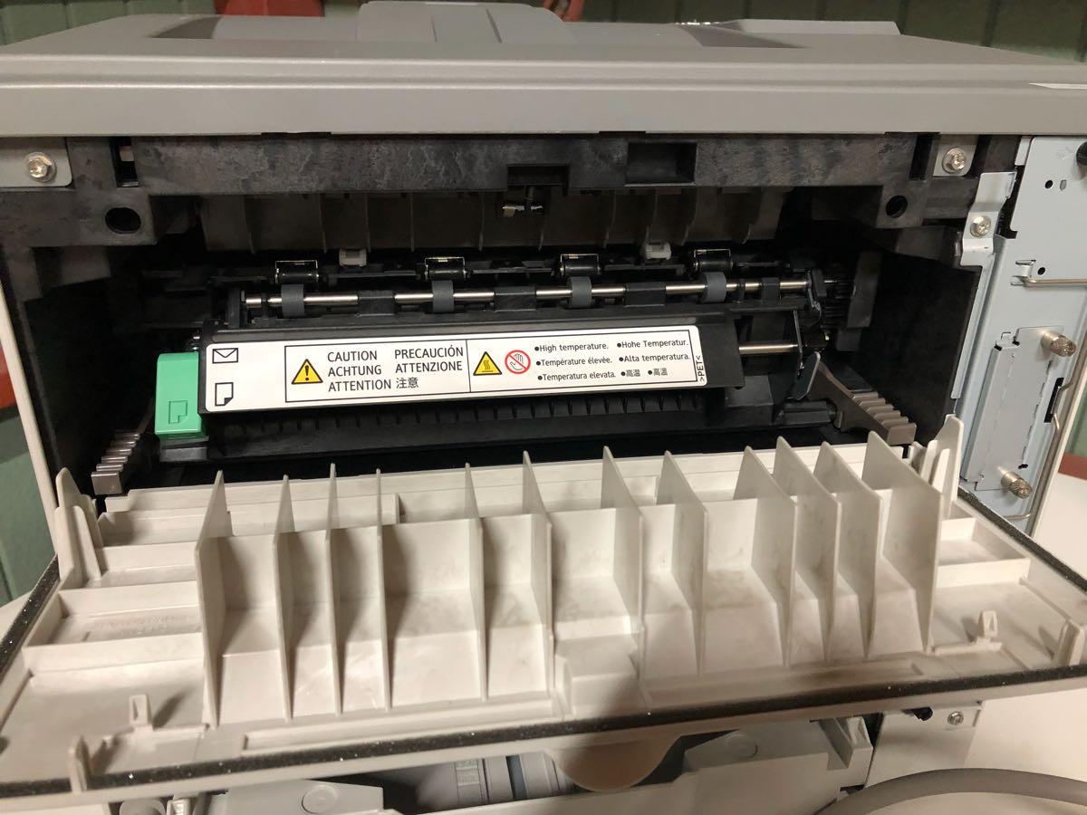 ★RICOH A4 モノクロレーザー IPSiO SP4310 印刷枚数2671枚 ★_画像4