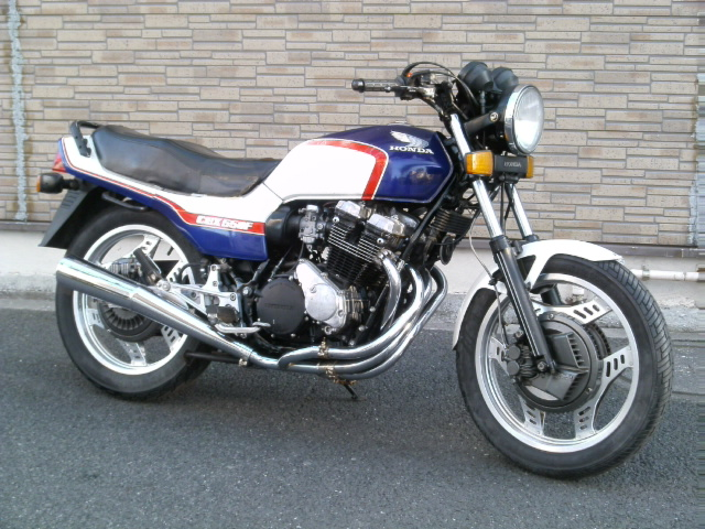 CBX550F 公認400cc登録 ノーマル上物車輛!! CBX400F