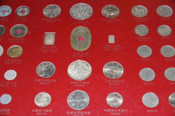 ◆日本貨幣一覧 全220枚【平安・戦国・江戸・明治・大正・昭和・現行記念硬貨】◆_画像3