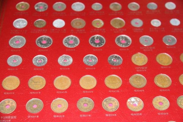 ◆日本貨幣一覧 全220枚【平安・戦国・江戸・明治・大正・昭和・現行記念硬貨】◆_画像5