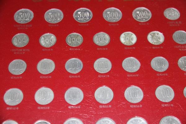 ◆日本貨幣一覧 全220枚【平安・戦国・江戸・明治・大正・昭和・現行記念硬貨】◆_画像4
