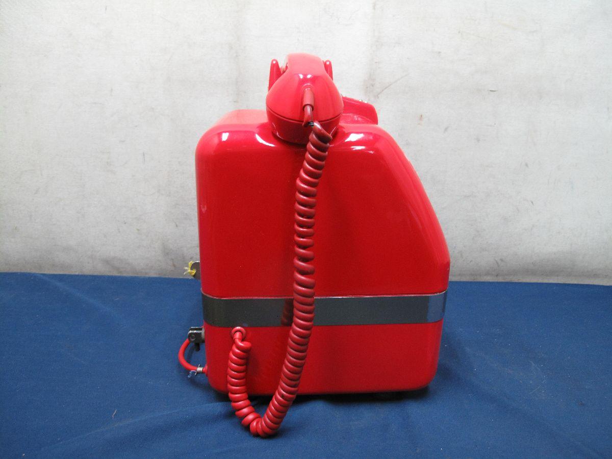 赤電話 公衆電話(263)田村電機製作所 670-A1 昭和44年3月 昭和レトロ _画像4