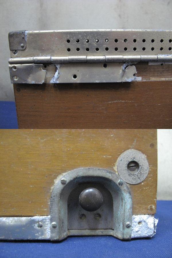九二式電話機(236) 日本陸軍野戦用電話機  昭和レトロ 軍隊_画像9