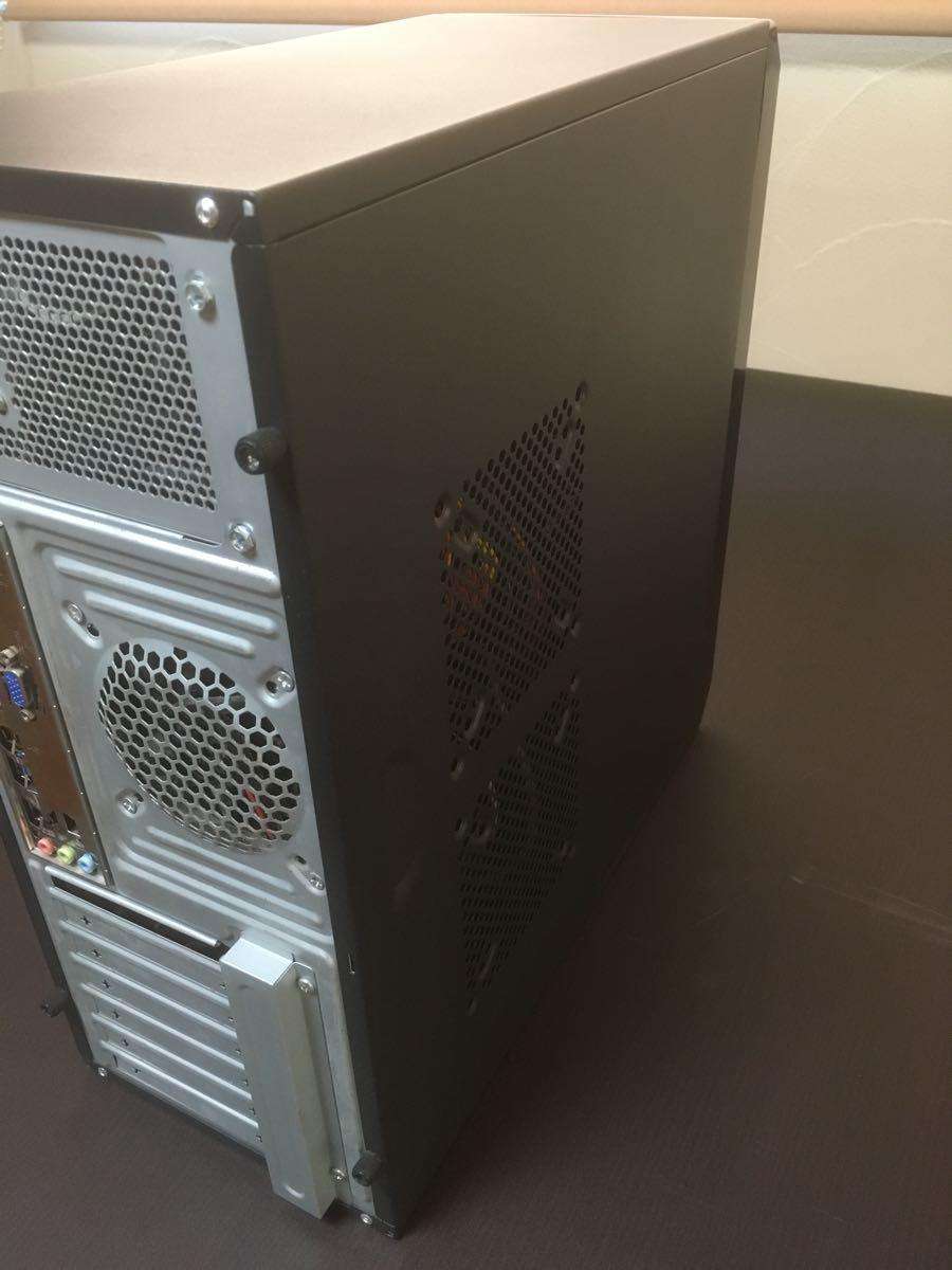 【美品】自作PC/デスクトップパソコン Intel Core i7-3770/8GB/HDD:500GB+1TB/Windows7 Pro/P8B75-M/BD-ROM/DVDスーパーマルチ 動作確認済_画像4