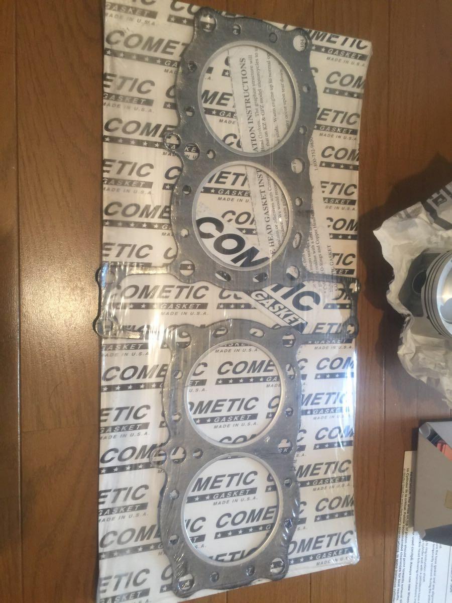 CB1000SF CBR1000Fワイセコ シリンダー セット_画像5