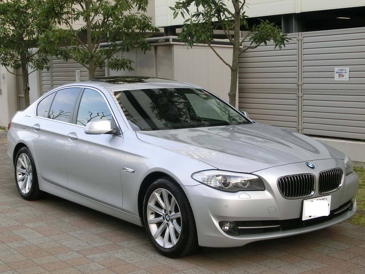H25年超極上BMW「523d」この金額から売切!!ツインターボディーゼル・アイドリングstop・