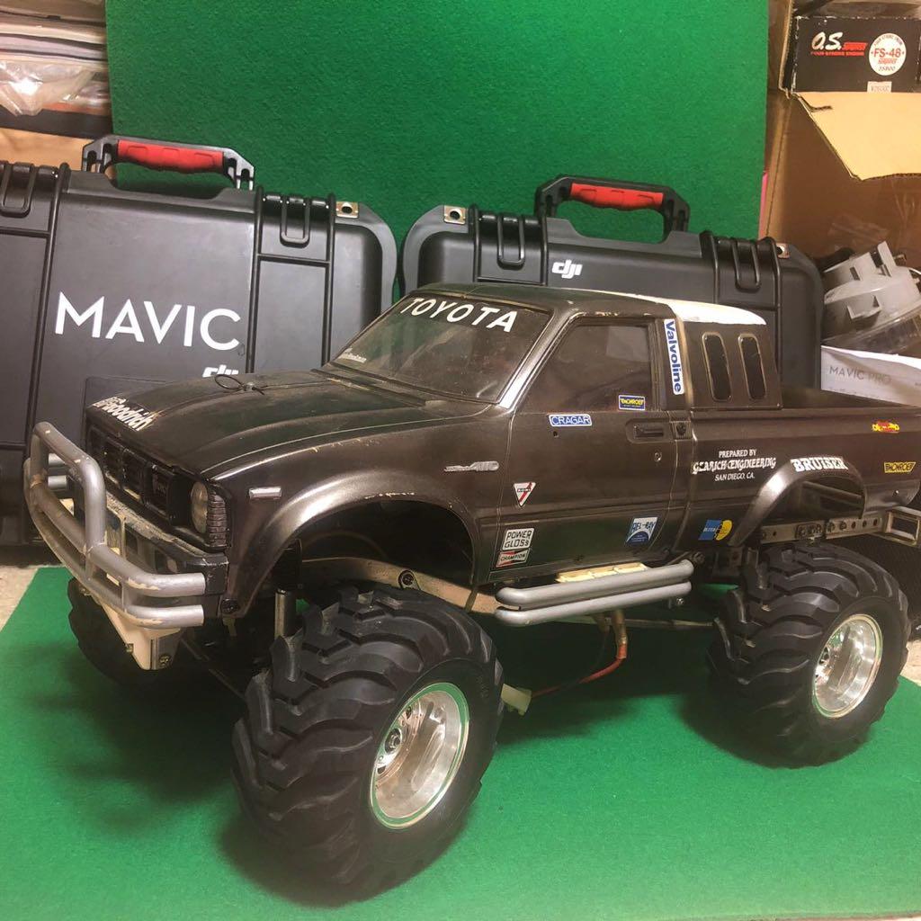 タミヤ ハイラックス 4WD ジャンク品