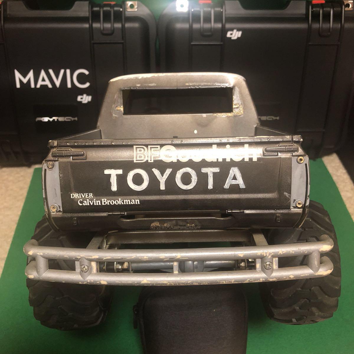 タミヤ ハイラックス 4WD ジャンク品_画像2