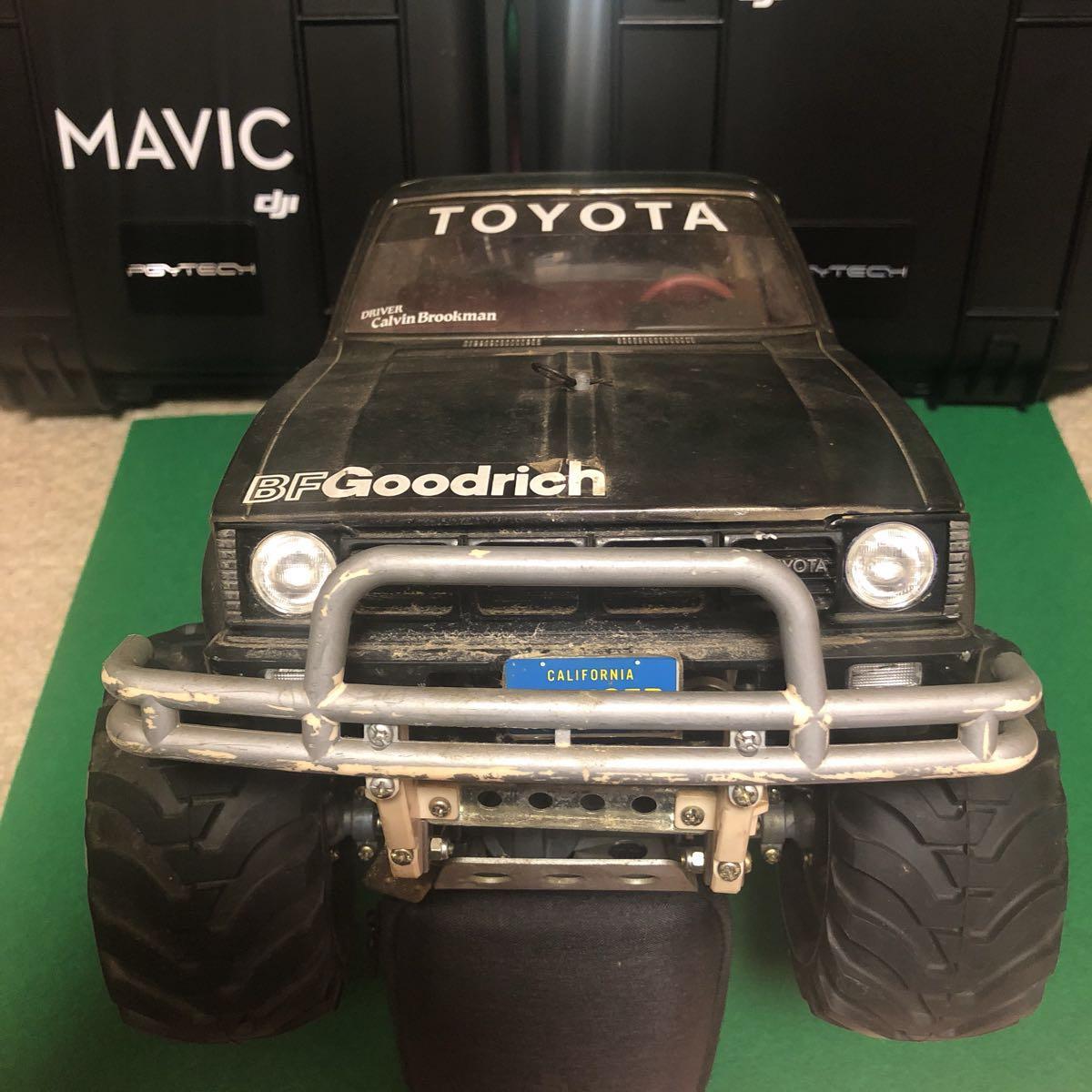タミヤ ハイラックス 4WD ジャンク品_画像3