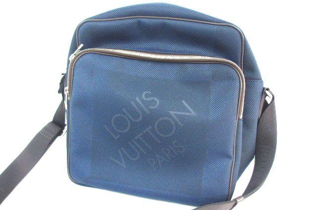 【極美品】LOUIS VUITTON ルイビトン メンズショルダーバッグ ダミエジェアン SP0190 ネ