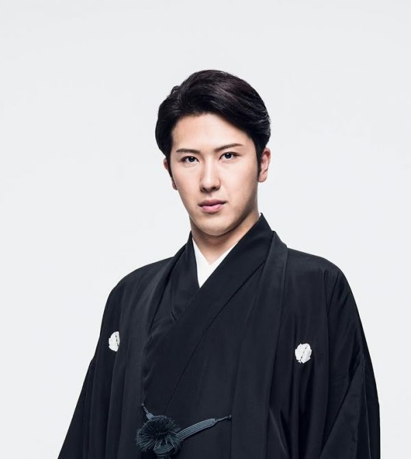 [3.11チャリティ] 二代目 尾上松也さん 押隈 rfp1141_画像3