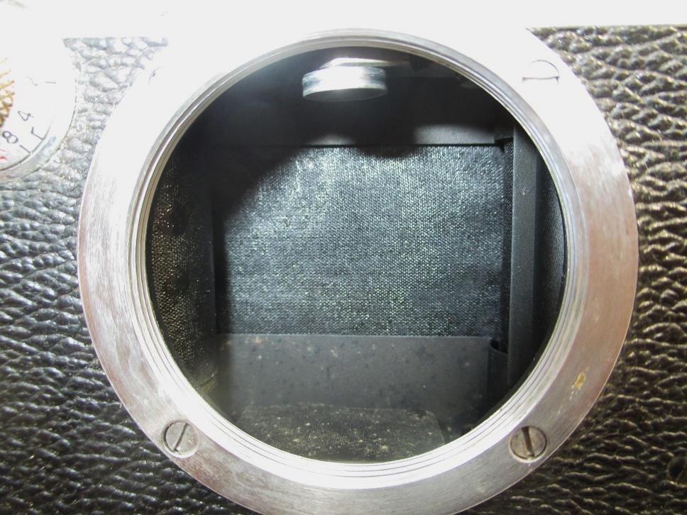 キヤノンⅣSb改 50ミリ F1.8付/108162 フラッシュ等付属・概ね美品かと です。_画像9