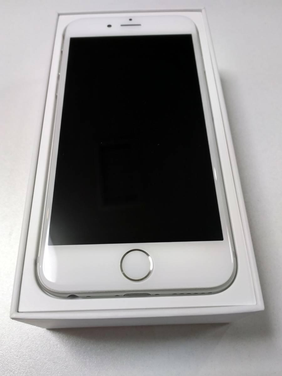 apple アップル スマホ iPhone6 アイホン6 ドコモ docomo 白ロム MG482J/A 未使用 格安1000円スタート