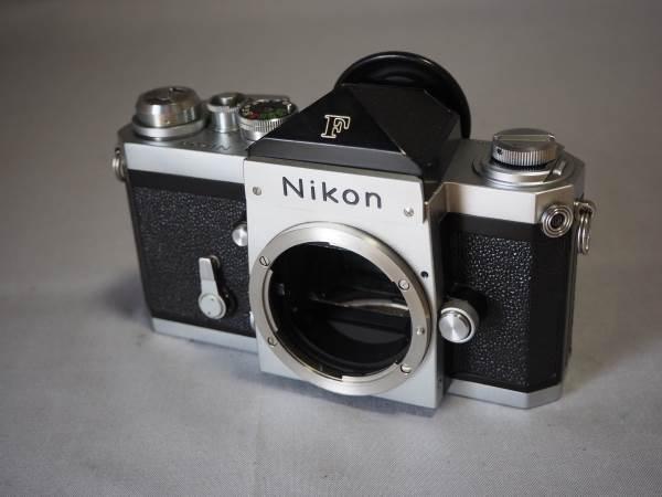 NIKON ニコン F アイレベル 後期モデル アイレベルファインダー黒