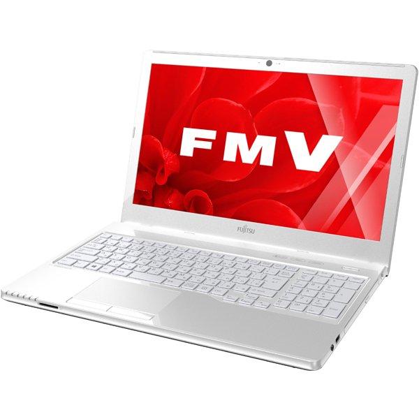 【再生品】富士通 LIFEBOOK AH47/W FMVA47WWC /Win 10 /Core i7-6700HQ /256GB 8GB
