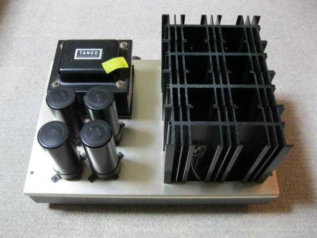 窪田式0dBモノーラルパワーアンプ・2台セット 自作 ジャンク