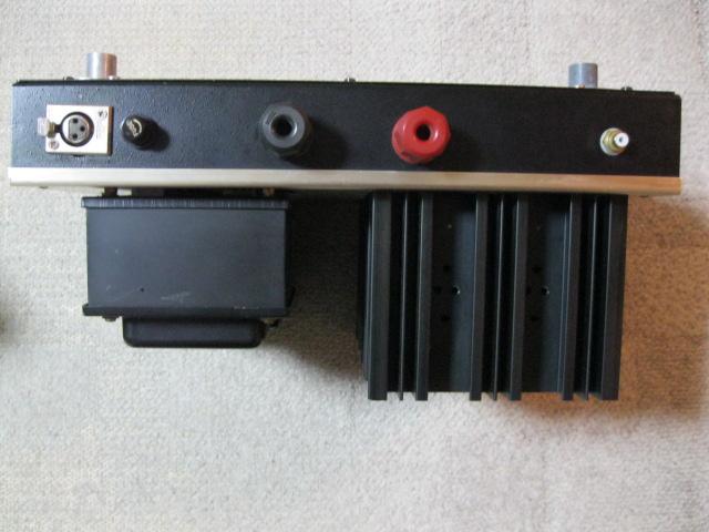 窪田式0dBモノーラルパワーアンプ・2台セット 自作 ジャンク_画像4