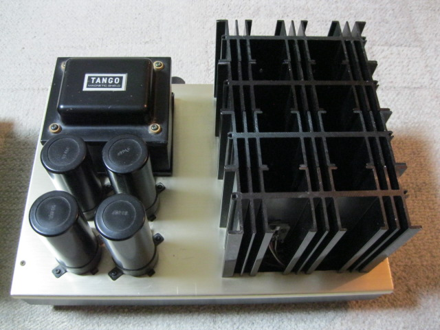 窪田式0dBモノーラルパワーアンプ・2台セット 自作 ジャンク_画像2