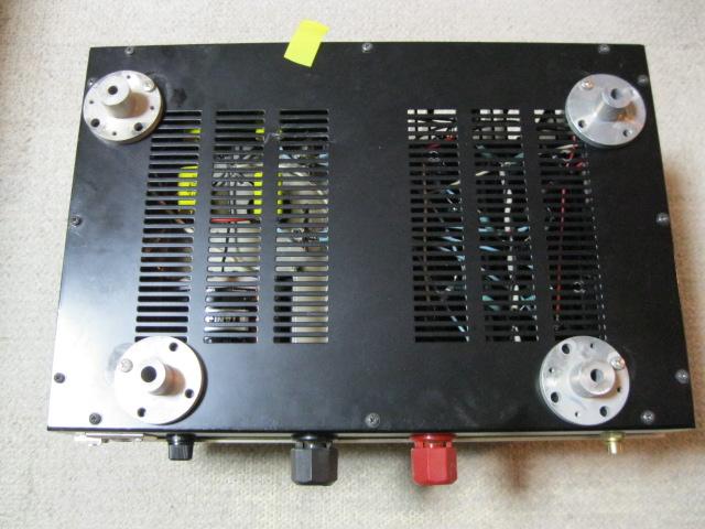 窪田式0dBモノーラルパワーアンプ・2台セット 自作 ジャンク_画像5