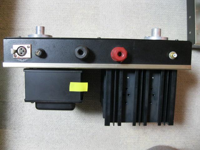 窪田式0dBモノーラルパワーアンプ・2台セット 自作 ジャンク_画像3