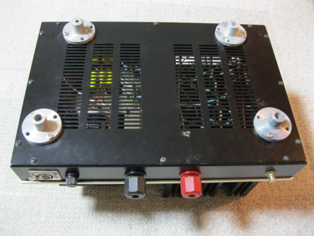 窪田式0dBモノーラルパワーアンプ・2台セット 自作 ジャンク_画像6