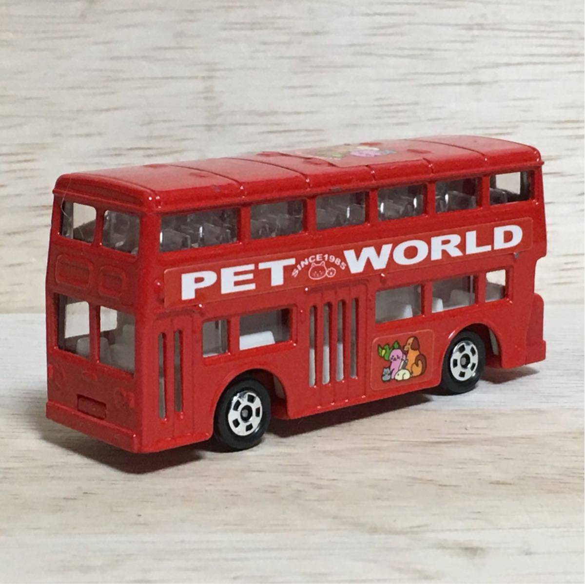 prompt decision have * Tomica 95 London bus red red 2 floor
