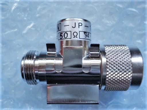 SANKOSHA サンコーシャ ? N-JP-1型 同軸用SPD(避雷器)同軸避雷器 N型 50W 未使用品? 動作未確認 1個_画像1