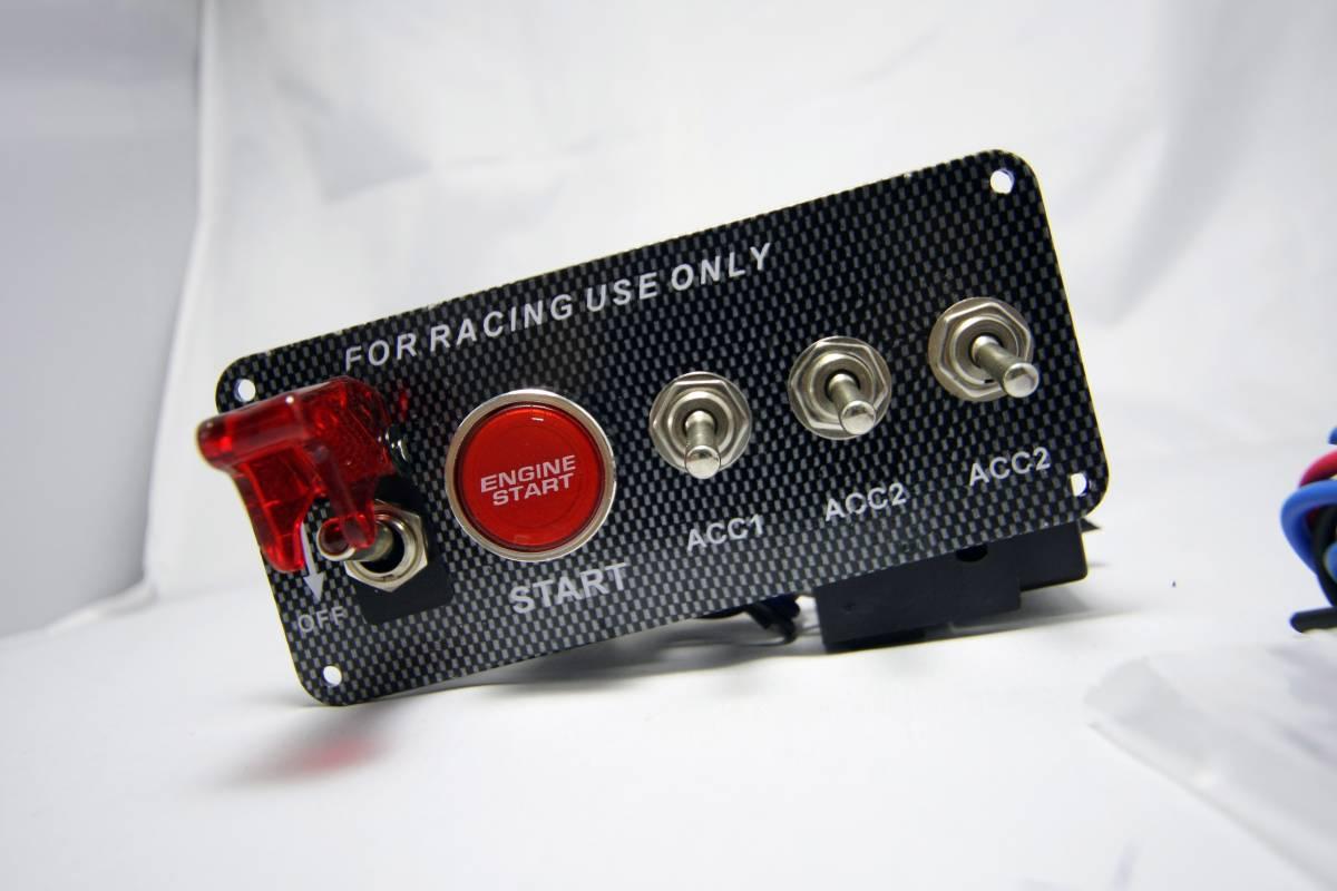 【Racing Switch】 レーシングスイッチ キット 【BLACK】残りわずか!(検 ジムニー カプチーノ)_画像5