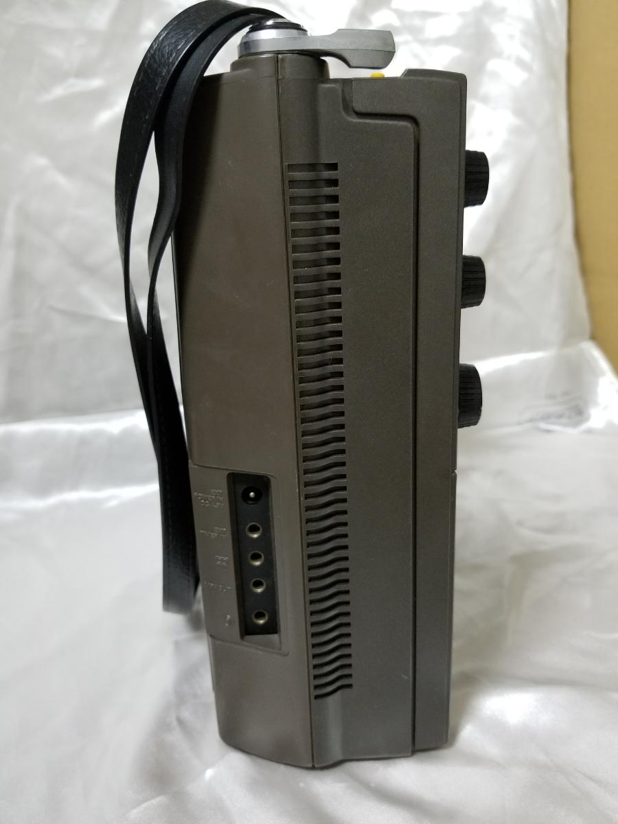 SONY スカイセンサー ICF-5900 カバー、アダプター付き ジャンク_画像6