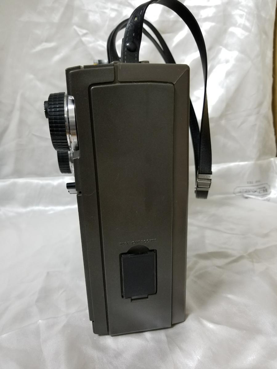 SONY スカイセンサー ICF-5900 カバー、アダプター付き ジャンク_画像8