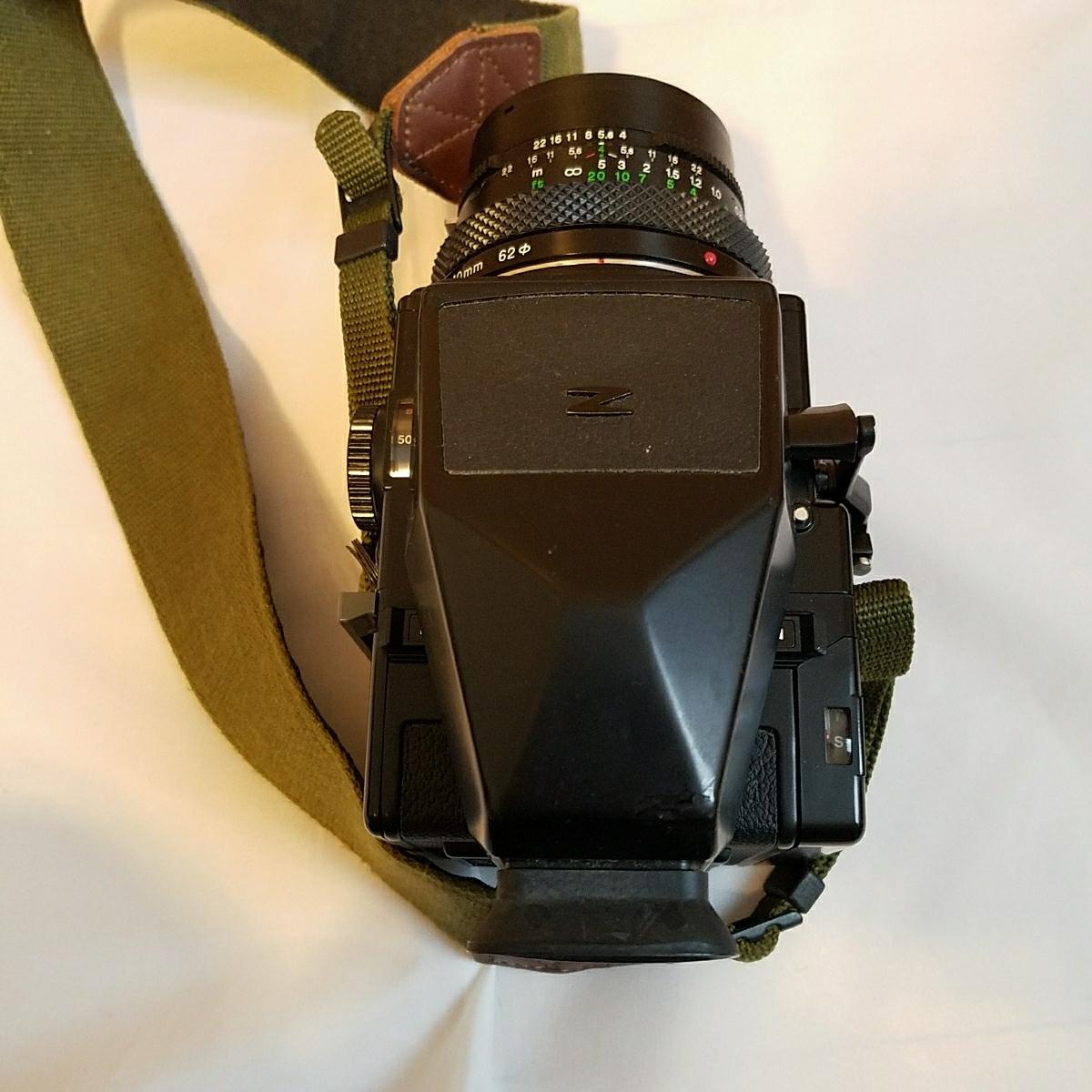 ブロニカ ZENZA BRONICA ETRS 40mm 4 レンズ付き_画像4