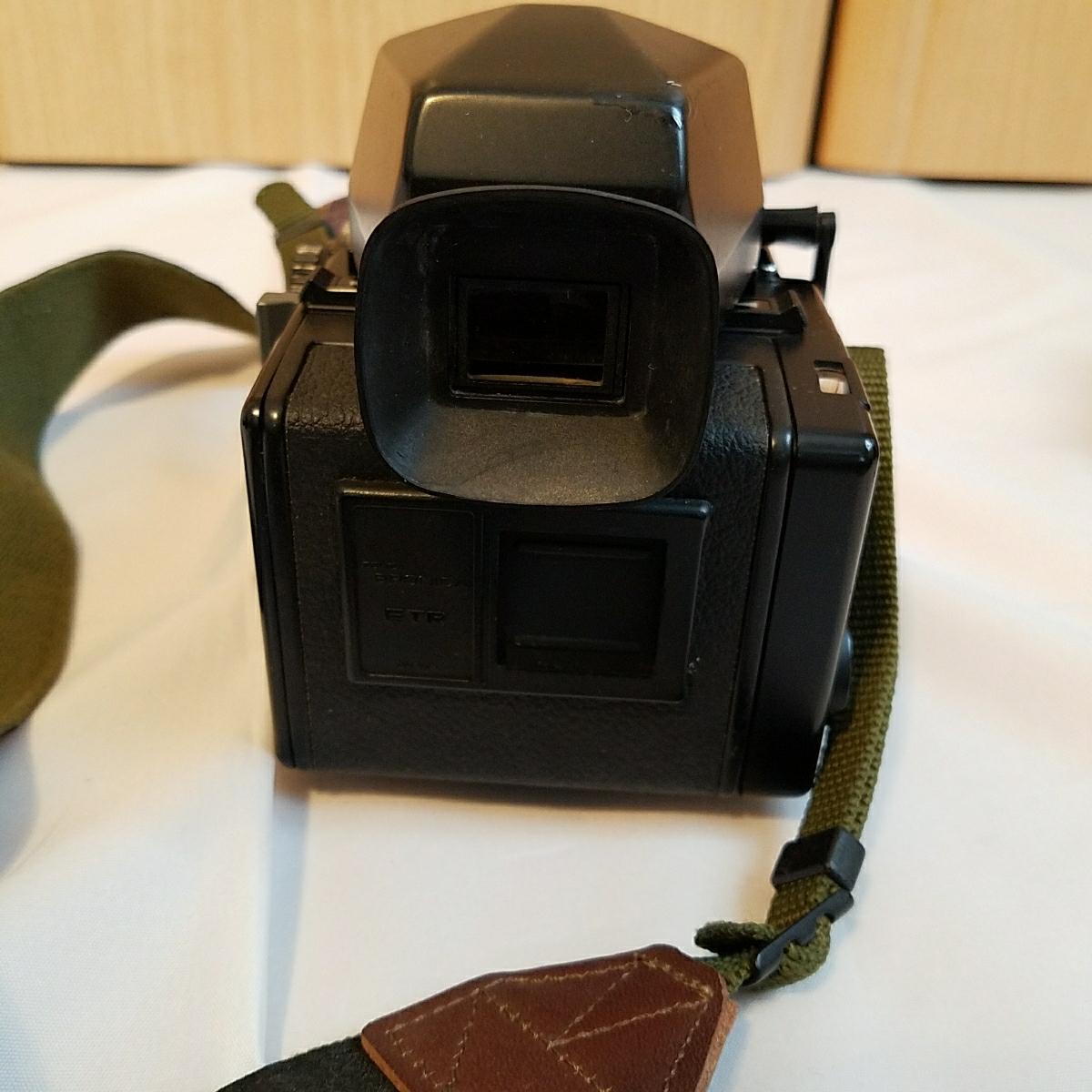 ブロニカ ZENZA BRONICA ETRS 40mm 4 レンズ付き_画像5