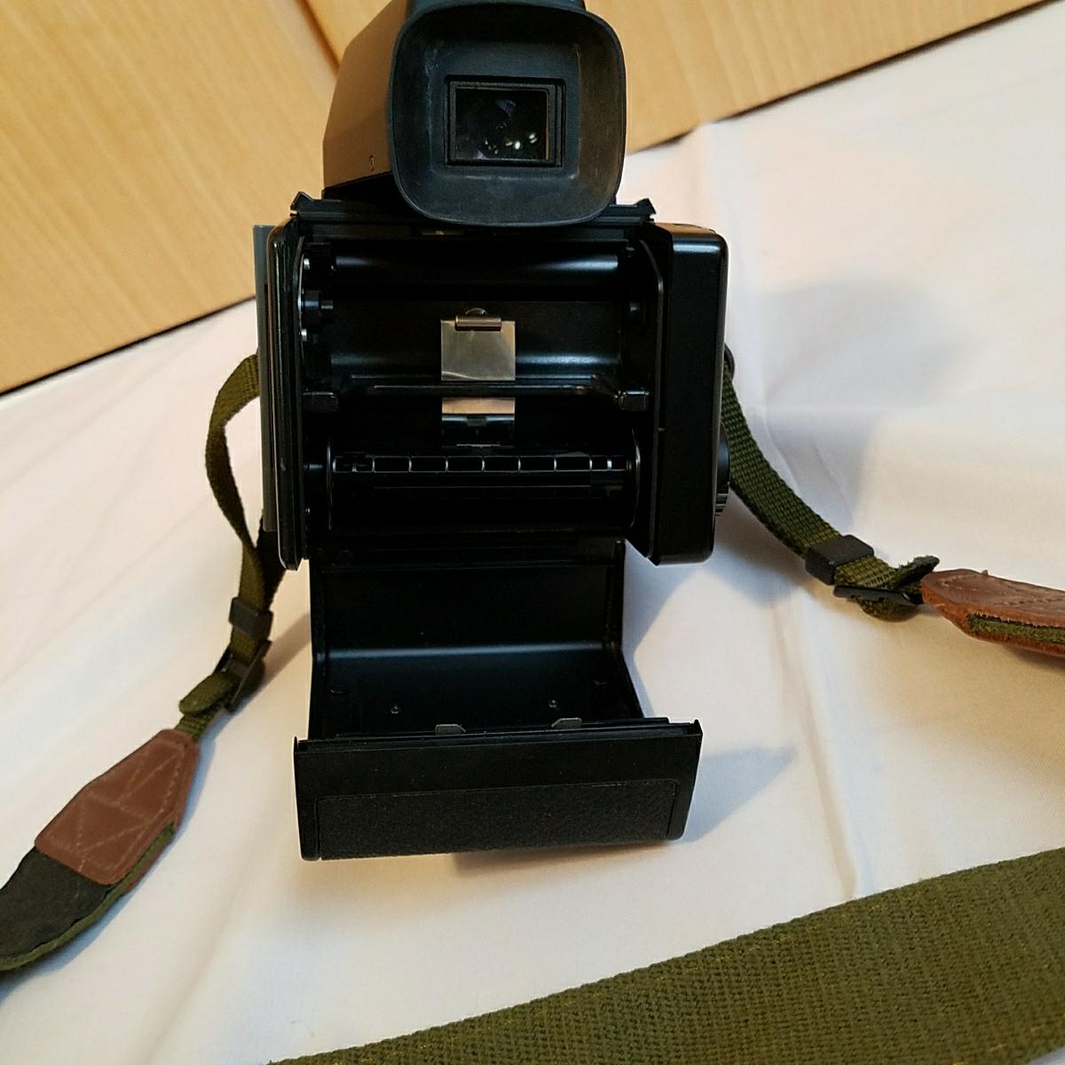 ブロニカ ZENZA BRONICA ETRS 40mm 4 レンズ付き_画像9
