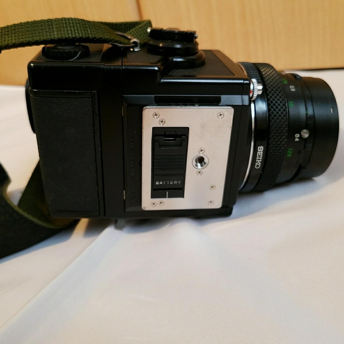 ブロニカ ZENZA BRONICA ETRS 40mm 4 レンズ付き_画像6