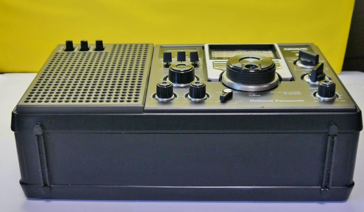クーガ(RF-2200)オールバンド大変きれいで高感度に整備出来ました*外観性能ともAクラス*_画像4