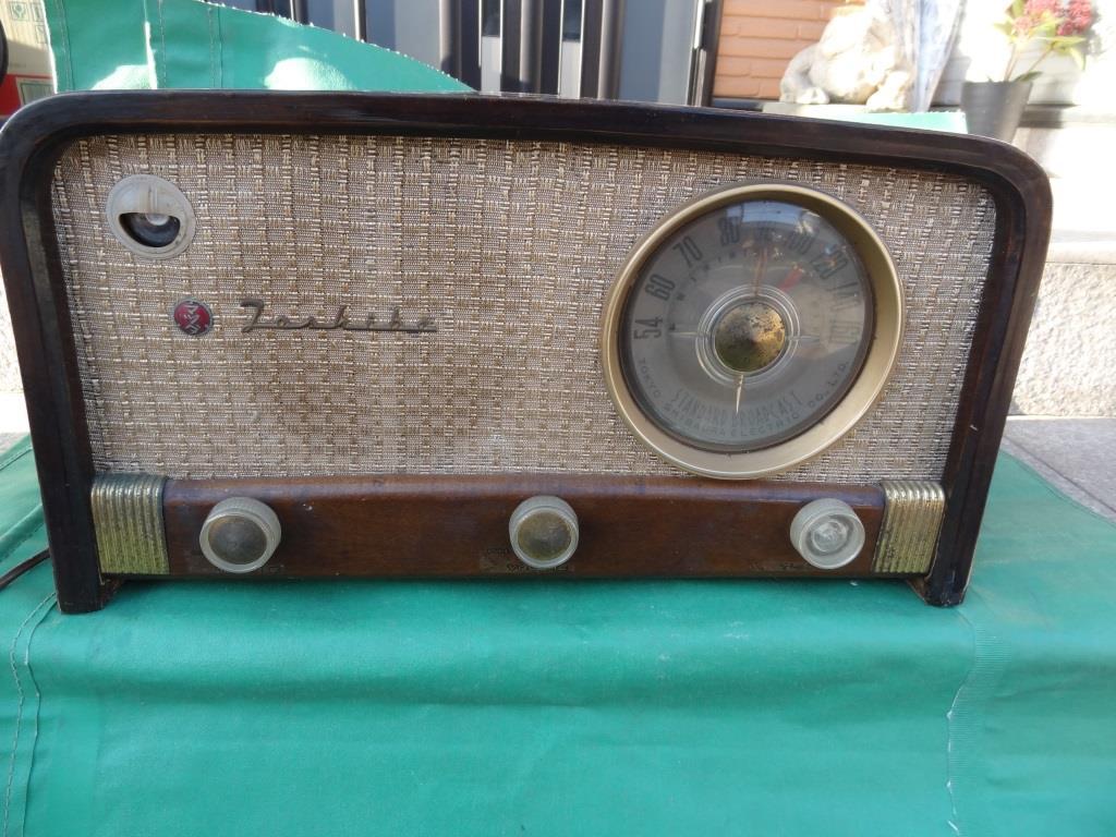 昭和レトロ 東芝 マツダ 真空管ラジオ 614A アンティーク レトロなラジオ